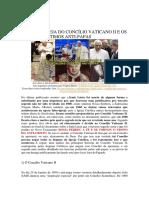 A Falsa-igreja Do Concílio Vaticano II e Os Seus Seis Últimos Anti-papas