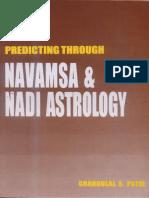 Predicting Through Navamsa & Nadi Astrol - C.S. PATEL