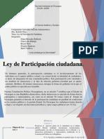 LEY DE PARTICIPACIÓN CIUDADANA.pptx