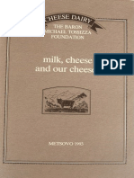 METSOVO Cheese Dairy M. Tossizza Foundation