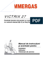 Manual Centrala Immergas Victrix 27