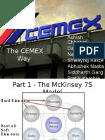 Cemex SIBM Pune Case Analysis