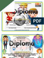 Diplomas Plantillas