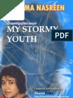 Taslima Nasreen- MY STORMY YOUTH