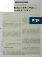 Ensaio sobre Fibra ótica e OTDR