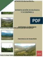 Clima Marañon