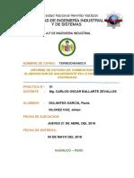 Informe de Cahigaga