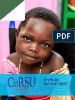 CoRSU Annual Report 2017