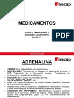 Fármacos de Urgencia