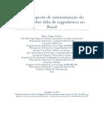SALERNO Et Al. ''Uma Proposta de Sistematização Do Debate Sobre a Falta de Engenheiros''. 2013