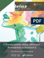 Cadernos IHUideias nº254 - Ubuntu como ética africana humanista e inclusiva.pdf