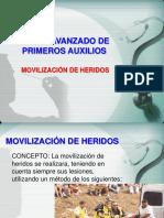 13 PA Movilización de Heridas Dr. TORRES