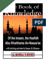 The Book of Knowledge (Www.islamicline.com)