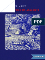 La Fuga de Atalanta - Michael Maier