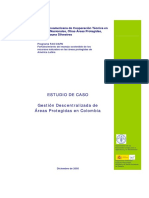 GestionDescentralizadadeAreasProtegidasenColombia