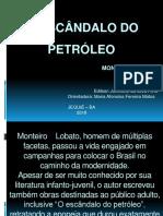 o Escândalo Do Petróleo
