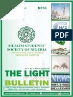 3. Bulletin (Rabiul Awwal 1439)
