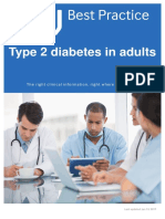 Diabetes Mellitus BMJ