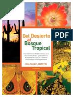 Guia Del Desierto Al Bosque Tropical