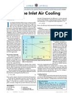 Turbine Inlet Air Cooling