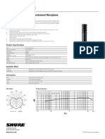 Pga81 Specification Sheet English