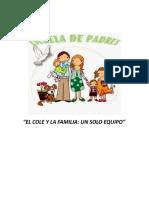 Proyecto Transversal Escuela de Padres
