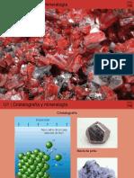 Unidad 1 Cristalográfica y Mineralogía