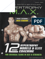 Ben Pakulski - Hypertrophy Max Protocols Phase 1 Max Tension