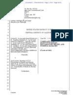 Flores Supplemental Complaint June 2018