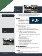 Z-series IP Camera Servers