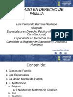 Diplomado - La Familia y El Matrimonio (1)