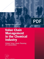 Value Chain Management in the Chemical Industry