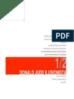 JUDD Donald - Ilusionista.1