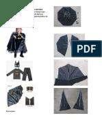 Como Hacer Un Disfraz Casero de Batman