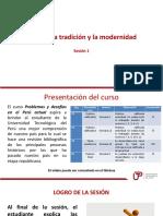 Sesion 1 Entre la tradicion y la modernidad.pptx