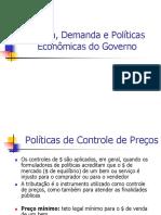 Politica Oferta e Demanda