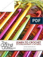 Learn to Crochet Condensed 03-15-2014