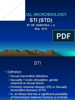 Sexual Transmitted Infections