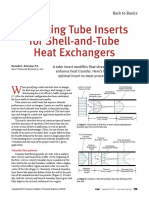 HEAT EXCHANGERS SELECTING TUBE INSERTS FOR SHELL AND TUBE (CEP).pdf