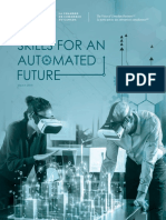 Skills for an Automated Future