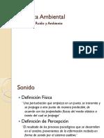 Acústica Ambiental - Ruido y Ambiente extracto 2