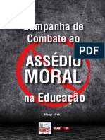 Cartilha Assédio Moral Web