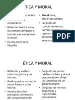 ÉTICA Y MORAL.ppt