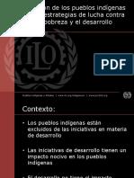 Inclusion de Los Pueblos Indigenas en Las Estrategias de Lucha Contra La Pobreza y El Desarrollo