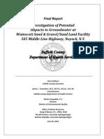 Final Sand Land Report