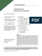 Reglas de Interpretación de Infecciones Por Candida