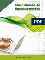 Adm Recursos Materiais e Patrimoniais