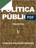 2016 PP 5 Prototipo Salazar