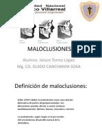 Ortodoncia CLASE I