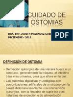 CUIDADO DE OSTOMIAS